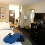 صورة فوتوغرافية لـ ‪Holiday Inn Express Charleston/Kanawha City‬