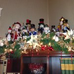 Holiday Decorations - Hotel La Rose Santa Rosa