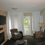Enjoyable Stay at Carriage Hills Barrie, Ontario - Living Room Area