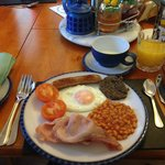 Scottish Breakfast (without black pudding)