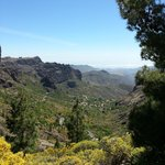 View from Rock Nublo