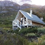 Refugio, Camping and Cabins Los Cuernos Foto