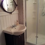 """Newly Renovated"" Private Bathroom for Antique Queen Bedroom"