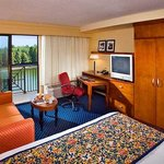 Courtyard by Marriott Gaithersburg Washingtonian Center Foto