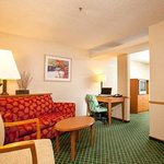 Foto van Fairfield Inn Mt. Pleasant