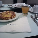 Breakfast at Barcelo