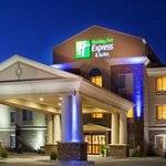 Foto van Holiday Inn Express Sioux Center