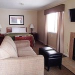 Quality Suites Hunt Valley Foto