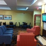 Foto de Holiday Inn Express Hotel & Suites Lafayette East