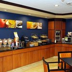 Foto van Fairfield Inn and Suites Fort Wayne