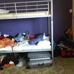 Foto de Asylum Cairns Backpacker Hostel