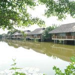 Foto de Mekong Riverside Boutique Resort & Spa