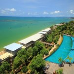 Foto de Phala Cliff Beach Resort & Spa