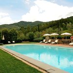 Pool and views of the surrounding countryside (97469146)