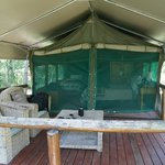 Tembe Elephant Park Accommodation Foto
