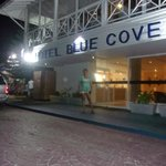 Photo de Hotel Blue Cove