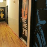 The New York Loft Hostel resmi