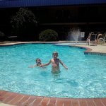 Fun in the pool :)