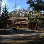 Foto de Castle Mountain Chalets