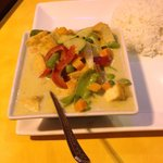 Green Curry Tofu - fresh, tasty and piquant!