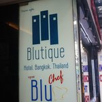 Blutique Hotel Foto
