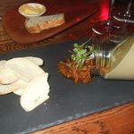 beautifully presented pate