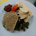 Ploughmans on the light lunch menu