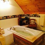 Suite Loft Bath with Jacuzzi