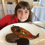 The full Scottish, Kippers, Black Pudding & Haggis!