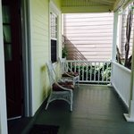 Honeymoon Suite porch