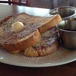 Le Frenchie French Toast