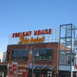 Reno Aces - Restaurants by Ballpark (Freight House District)