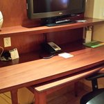 junior suite desk
