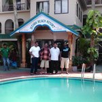 Jeevan Beach Resort resmi