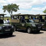 10 seater for great game viewing
