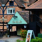 The Old Mill resmi