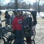 Richie's Central Park Pedicab Private Tours