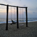The swings that let you become a child again..