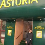 Photo de Hotel Astoria