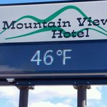 Mountain View Hotel의 사진