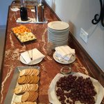 Wine and Cheese- every afternoon