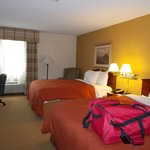 Country Inn & Suites by Carlson Cedar Rapids Airport resmi