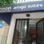 Photo de Hostel Amigo Suites