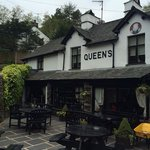 The Queen's Head Troutbeck resmi