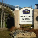 ASURE Central Gold Motel Cromwell Foto