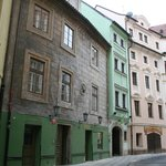 Charming Prague Apartments At the Black Star Foto