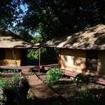 Rhino River Camp Foto