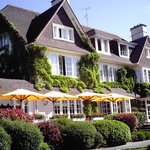 L'Ecusson Restaurant of Manoir Hotel