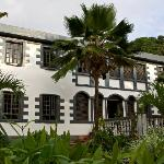 Chateau St Cloud La Digue Island