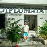 Photo of Hotel Diplomata Copacabana